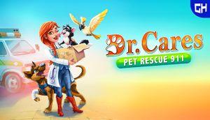 Dr. Cares - Pet Rescue 911 cover
