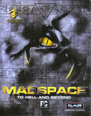 MadSpace: To Hell and Beyond cover