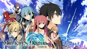 Memory's Dogma CODE:01 cover