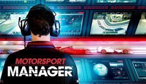 Motorsport Manager cover