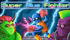 Super Blue Fighter cover