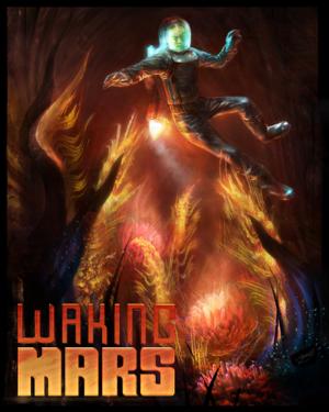 Waking Mars cover