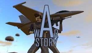 A War Story cover