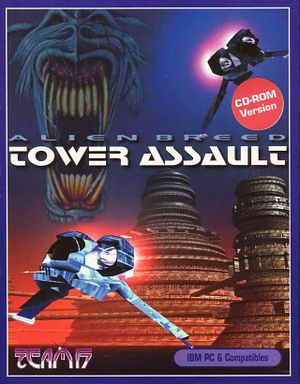 Alien Breed: Tower Assault cover