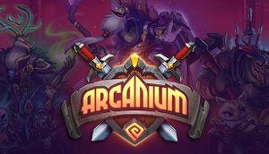 Arcanium cover