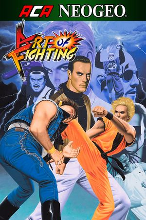 Art of Fighting cover