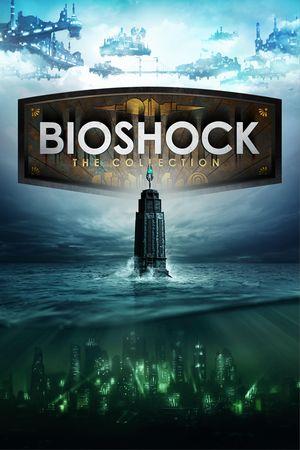 BioShock Remastered cover