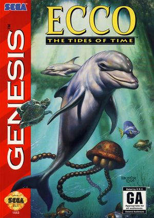Ecco: The Tides of Time cover