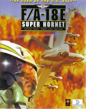 F/A-18E Super Hornet cover