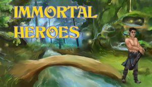 Immortal Heroes cover