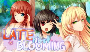 Osozaki 遅咲き Late Blooming - First cover