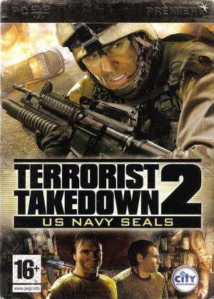 Terrorist Takedown 2 cover