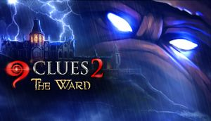 9 Clues 2: The Ward cover