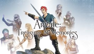 Arvale cover