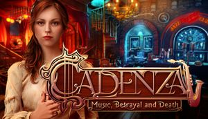 Cadenza: Music, Betrayal and Death Collector's Edition cover