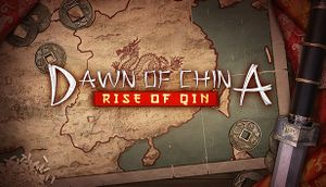 Dawn of China: Rise of Qin cover