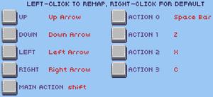 Keymappings.