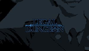 Legal Dungeon cover