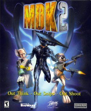 MDK 2 cover