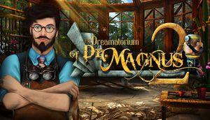 The Dreamatorium of Dr. Magnus 2 cover