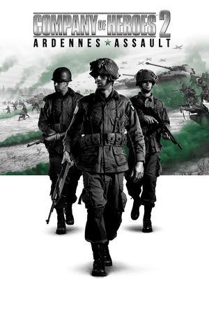 Company of Heroes 2 - Ardennes Assault cover
