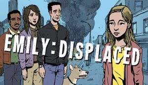 Emily: Displaced cover
