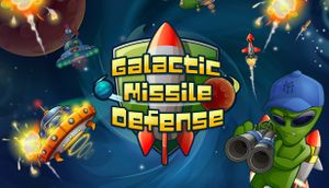 Galactic Missile Defense cover