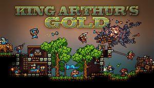 King Arthur's Gold cover