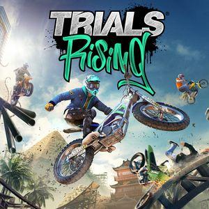 Trials Rising cover