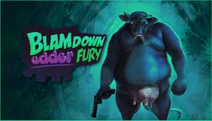 Blamdown: Udder Fury cover