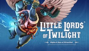 Little Lords of Twilight cover