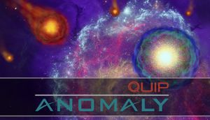 Quip Anomaly cover