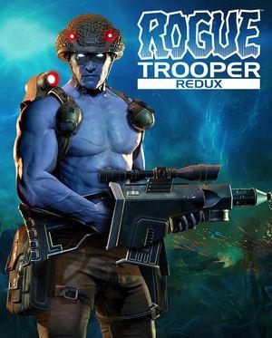 Rogue Trooper Redux cover