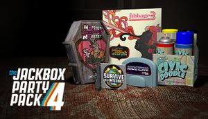 The Jackbox Party Pack 4 cover