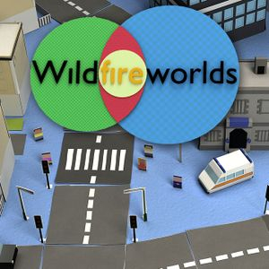 Wildfire Worlds cover