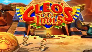 Cleo's Lost Idols cover
