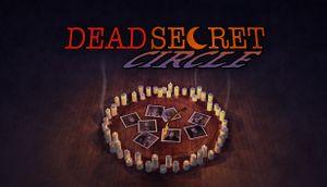 Dead Secret Circle cover