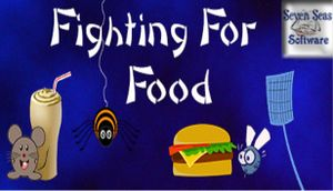 Fighting for Food cover