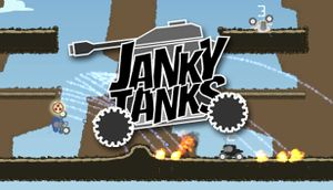 Janky Tanks cover