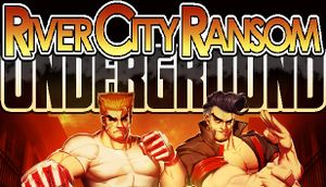 River City Ransom: Underground cover