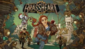 Brassheart cover