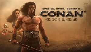 Conan Exiles - PCGamingWiki PCGW - bugs, fixes, crashes