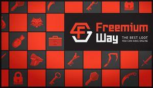 Freemium Way cover