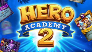 Hero Academy 2 cover