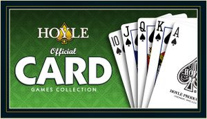 Hoyle Official Card Games cover
