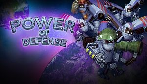 Power of Defense cover