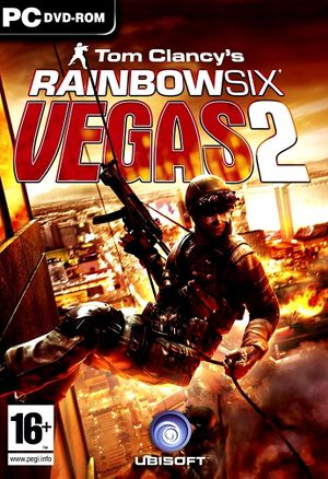 Tom Clancy's Rainbow Six: Vegas 2 - PCGamingWiki PCGW - bugs
