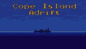 Cope Island: Adrift cover