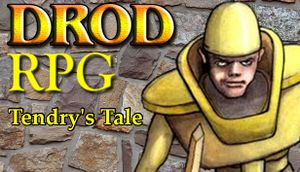 DROD RPG: Tendry's Tale cover