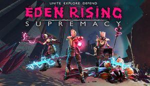 Eden Rising - Supremacy cover